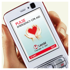 Pulse Emergency CPR Aid